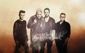 Love Who Loves You Back by Hagar48