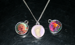 Breast Milk Pendant by TallmanCreations