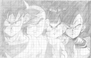 25. Dragon Ball - old times.. by J1897