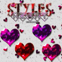 Styles Hearts By:Marsi by marselle0810