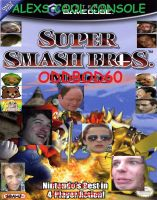 Super Smash Bros. Oddbod60 by HuhhuhReadABook