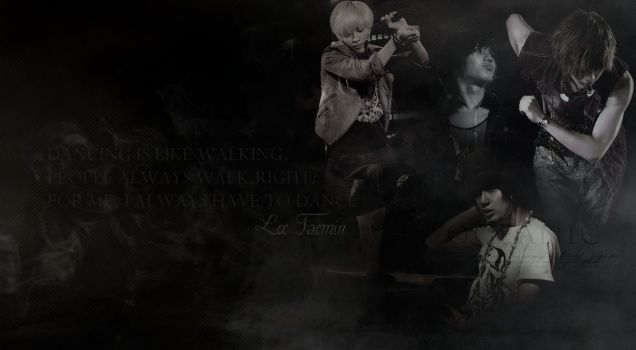 Lee taemin Dance by KatherinS