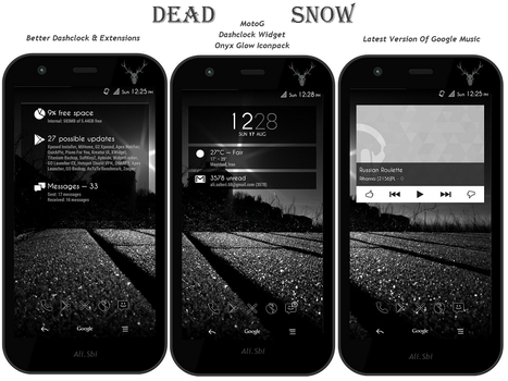 Dead Snow by alisbi