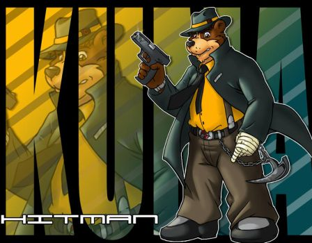 Hitman Kuma by Xids