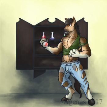 POTIONS: Chalorse by Ageaus