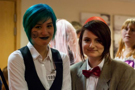 Yorkshire Cosplay Con 5 - Doctor Who Cosplay Photo by YorkshireCosplayCon
