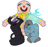 Mr Blobby by BlueBerried