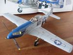 "P-51D ""Cripes A' Mighty 3rd"" by Mrpalaces"
