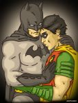 Batman and Robin by DostoevskysMouse