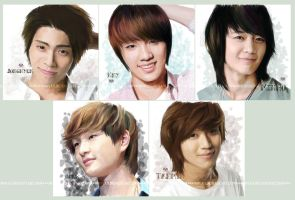 Portrait Marathon - ShinEE by moyan