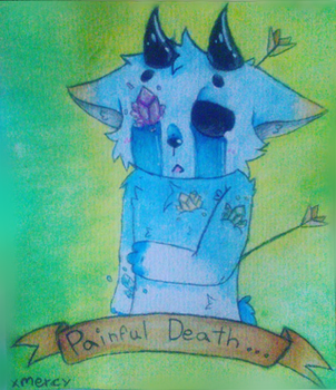 Painful Death (Vent?) by Miw96