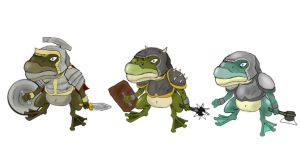 FROGS by Sanjuro201