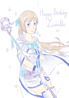 Giftie For Larinelle~ by Shou-ryu