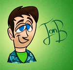 Jon's New ID by JonnyBCartoonMan