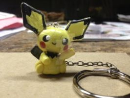 Pichu for ha-nata by muffinthehamster11