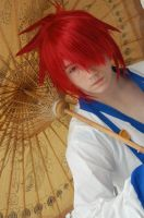 Kratos Aurion - Other Country by Devil-Kasai