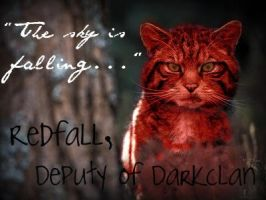 Redfall of Darkclan by bobisalive