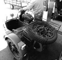 Russian Motorcycle Ural 2012 by whendt