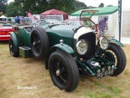 1928 Bentley 6 1/2-Litre by The-Transport-Guild