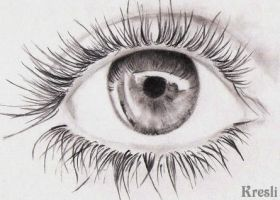 Eye practice II. by Kresli