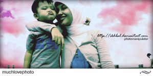 Dian and Kevan by ikhbal