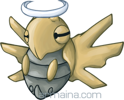 Shedinja by armaina