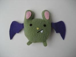 Vampire Bat Plush by Neoitvaluocsol