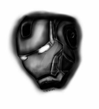 Ironman Sketch by Croc2020