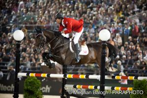 Eric Lamaze and Hickstead by Rohwen