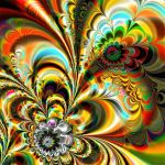 Autumnal Psychedelia by Kancano