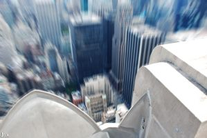 fear of heights by Jeuk123