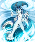 Frosted Flames by Neotheta