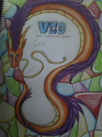 Cover for VCD by meroaw