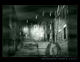 Whitechapel Night s by Ni66le