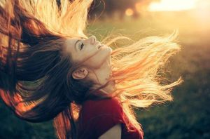 Sunny hair by antoanette