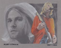 Kurt Cobain by Rathskeller7
