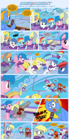 Dash Academy 5- Old Friends, New Friends 3 by SorcerusHorserus