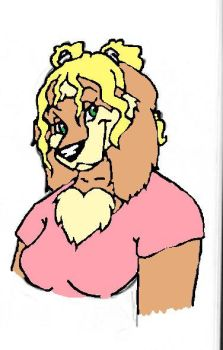 Brandie Bust Color by TruInsanity
