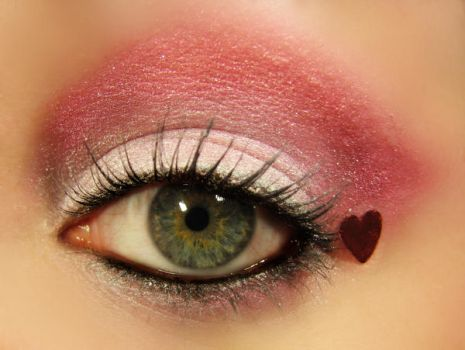 Valentines Makeup 1 by KatherineDavis