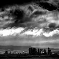 Anatolian road view 1 by TanBekdemir