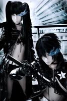 Black Rock Shooter 2 by yuegene