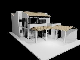 House render 11 by ThieresCAD