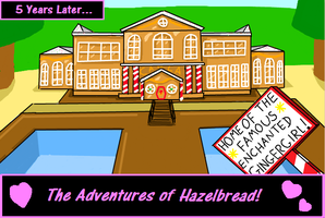 Adventures of Hazelbread pt7 by Redflare500