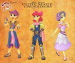 My Little Mages: the New CMC by Didj