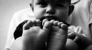 Baby Feet by Emilie-Ross