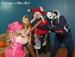 She-ra Group Picture by snowtigra