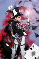 mad bad hatter by roboba