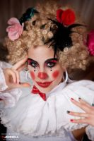 Alluring Clown by JenHell66