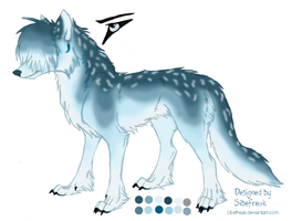 Wolf Adoptable 3 ADOPTED by SibeFreak
