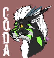 Coda Headshot Fixed by SneakyLynx
